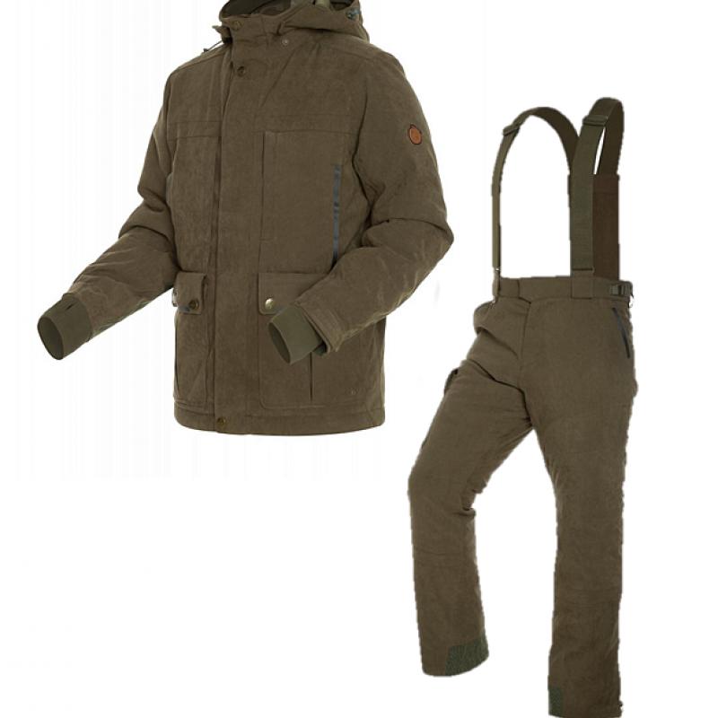 Зимний охотничий костюм Graff 655/755-О-В-1 (-30 гр.)