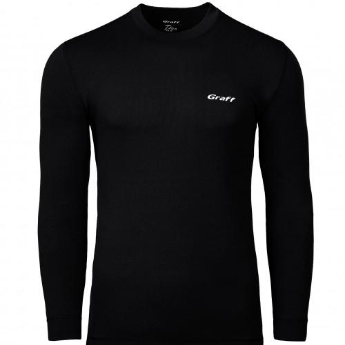 Термобелье Graff (Черное) 905-3/906-3