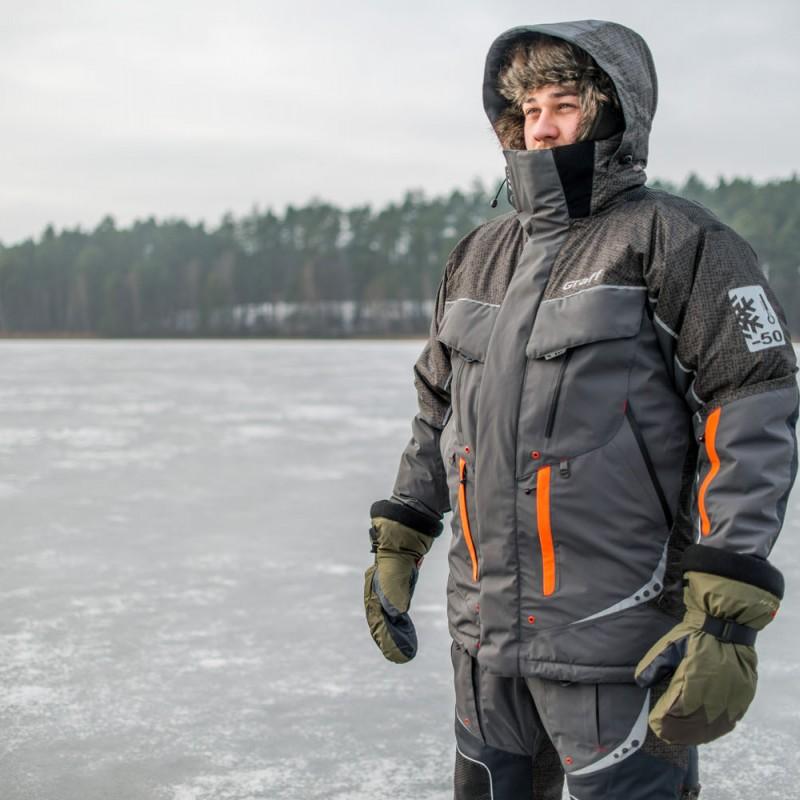 Костюм зимний рыболовный (217-О-В)